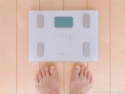 うさぎの適正体重によってペレット量は増減したほうがいい