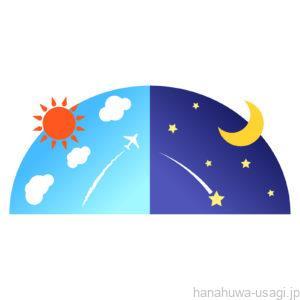 うさぎ冬は昼と夜の温度差が激しくないか要チェック