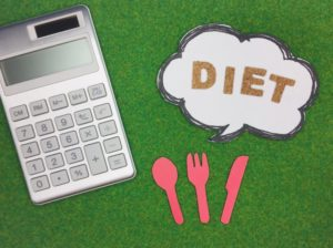 うさぎペレットなしの食事カロリー計算方法