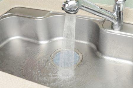 うさぎが飲める水(水道水)