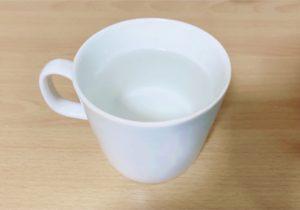 うさぎが飲める水(湯冷まし)